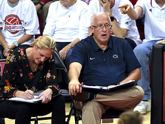 Penn State v Nebraska 2018 (HuntingtonPhotos) Tags: haroldhouserphotography nikon 2018 d5 b1g devaneycenter nebraskavpennstate volleyball sports hmfrphotos huntingtonphotos