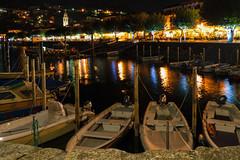 Ascona Harbor (Bephep2010) Tags: 2018 7markiii alpha ascona boot hafen nacht piazzaguiseppemotta platane sel28f20 schweiz sommer sony switzerland tessin ticino uferpromenade boat harbor harbour lakesidepromenade night planetree summer ⍺7iii ch