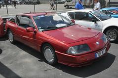 Alpine Renault GTA V6 Turbo (jfhweb) Tags: jeffweb automobile voiture auto car classiccar voituredecollection historicalcar courseautomobile voituregrandtourisme voituredesport automobileclassique voitureancienne circuitpaulricard circuitducastellet circuitlecastellet lecastellet httt alpine renault gta