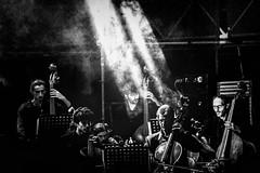 Max Gazzè in concert (Angelo Petrozza) Tags: blackandwhite biancoenero bw max gazzè matera castello tramontano basilicata angelopetrozza pentaxk70 concert concerto