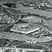 Looking north over the Pentagon c. 1954