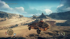 Mad Max_20180924233948 (Livid Lazan) Tags: mad max videogame playstation 4 ps4 pro warner brothers war boys dystopia australia desert wasteland sand dune rock valley hills violence motor car automobile death race brawl scenery wallpaper drive sky cloud action adventure divine outback gasoline guzzoline