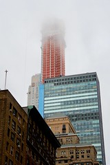 Central Park Tower (under construction), Midtown Manhattan, NY (AperturePaul) Tags: newyorkcity newyork unitedstates america manhattan nikon d600 skyscraper clouds construction centralparktower