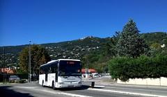 Irisbus Crossway 10.8 - Les Termes (Le Sudix) Tags: paysdegrasse peymeinade 06 sillages irisbus crossway 106