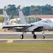493rd FS F-15C 86-0164