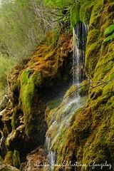 Nacimiento del Río Cuervo. Cuenca. (Lucio José Martínez González) Tags: luciojosémartínezgonzález cuenca riocuervo cascada waterfall río verdes green saltodeagua