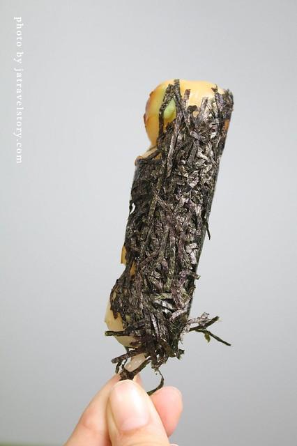 源吉兆庵 日本烤糰子Q軟有彈性,抹茶苦甜味濃厚,芥末海苔鹹甜涮嘴!【台北車站】 @J&A的旅行