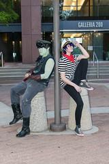 20180922-DSC_2601 (Audience Killer Cosplay) Tags: anime weekend atlanta 2d murdoc niccals 2018 awa cosplay audiencekillercosplay gorillaz