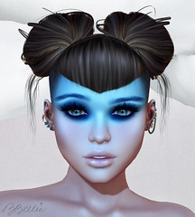 blu di pinto di blu (babibellic) Tags: secondlife sl blogger beauty babigiobellic bento babibellic virtual avatar aviglam glamaffair tableauvivant