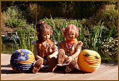 Milina Sanrike ... in den Tag träumen ... (Kindergartenkinder 2018) Tags: ´p gruga park essen herbst kindergartenkinder milina sanrike