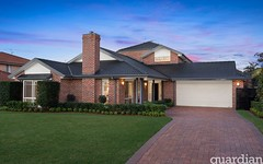 22 Shelly Crescent, Beaumont Hills NSW