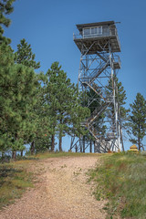 Rankin Ridge Trail & Fire Tower (Custer, South Dakota) (@CarShowShooter) Tags: coldspringiihistorical geo:lat=4362551559 geo:lon=10348238675 geotagged unitedstates usa 18200 18200mm blackhills blackhillsofsd blackhillsofsouthdakota custer custercounty custercountysd custercountysouthdakota custersd custersouthdakota firetower hikingtrail lookouttower rankinridge rankinridgefiretower rankinridgelookouttower rankinridgeroad rankinridgetrail sd87 sonya6500 sonyalpha6500 sonye18200mmf3563oss sonymirrorless sonyα6500 southdakota southdakotablackhills southdakotatourism southdakotatouristattraction southdakotatravel southdakotavacation summer touristattraction travel travelphotography vacation vacationphotos