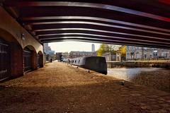 Sheffield Canal (sheffchris) Tags: sheffield canal bridge barge narrow boat