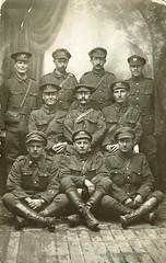 8th Battalion 90th Winnipeg Rifles - Poperinge Belgium 1916 (Hugh Peden) Tags: 8th battalion 90th winnipeg rifles royal