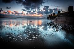 Moody and murky sunset at Tywyn (LeeBell83) Tags: tywyn beach gwynedd wales walesneverfails findyourepic discovercymru northwales visitwales visittywyn visitmidwales walescoastpath welshcoast wild sunset seascape slowexposure hitechfilters bbccymruwales bbcwalesnews bbcautumnwatch itvwales walesonline bbcwalesnature lovewales lovethewelshcoast coast cardiganbay d5300 ngc nikond5300 nikon outdoorphotography origins reflections rockybeach rheilfforddtalyllyn snowdonianationalpark snowdonia snowdoniamountainsandcoast