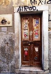 A door in Lisbon (larseriksfoto) Tags: door lisboa lisbon lissabon portugal dörr tz90 panasonic lumix