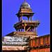 Fatehpur Sikri IND - Panch Mahal 02