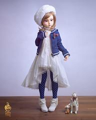 Re-Arrange (Do Dolls Dream) Tags: do dolls dream bjd dodollsdream margaret ball jointed doll