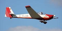 Scheibe SF-25C Falke D-KLUB Lee on Solent Airfield 2018 (SupaSmokey) Tags: scheibe sf25c falke dklub lee solent airfield 2018