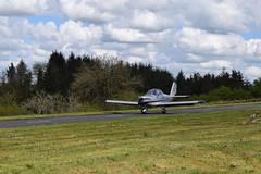 G-CIDY (NathaTaggart C42) Tags: ev97 cmore flyin gdiy landing 26 microlight eurostar