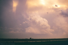 At the Back of the Storm (mesocyclone70) Tags: convection rays sunset color stormchase storm thunderstorm therebeastormabrewin