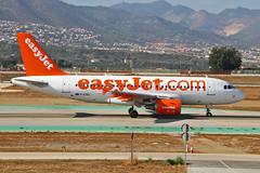G-EZBC  Airbus A.319-111 easyJet AGP 22-09-18 (PlanecrazyUK) Tags: lemg malaga–costadelsolairport malaga costadelsol gezbc airbusa319111 easyjet agp 220918