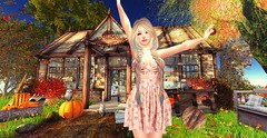 """""""TAKE ME HOME"""" (Mind Crusher) Tags: second life cottage edith alderbury succubus morningstar syndicate sunday funky junk"""