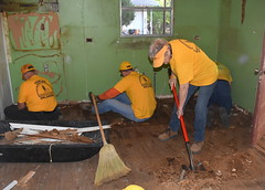 2018 - Disaster Recovery - Sonora / Everman Texas (zendt66) Tags: zendt66 zendt nikon d7200 sonora texas flood recovery debris removal bgco sbdr baptist general convention oklahoma southern disaster relief everman