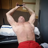 pec pullovers (ddman_70) Tags: shirtless pecs abs muscle gym workout chest