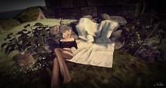 #237 Wild Camping Nature (ЙёКσ) Tags: secondlife sl slblogger tmcreation treschic eliavah ison candydoll catwa elleetlui letre