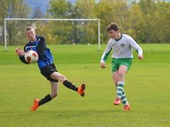 20181021 U16B 14 (Cabinteely FC, Dublin, Ireland) Tags: 2018 20181021 cabinteely cabinteelyfc markscelticfc ddslu16b kilboggetpark dublin ireland football soccer 2002