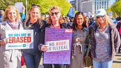 2018.10.22 We Won't Be Erased - Rally for Trans Rights, Washington, DC USA 06851