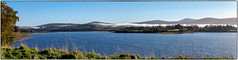 Wicklow Mountains  Panorama (kckelleher11) Tags: 2018 40150mm ireland olympus panorama em5 f28 lake mzuiko mist mountains october omd reflection wicklow