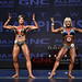Womens Physique Grandmasters 2nd Dagenais 1st Carson