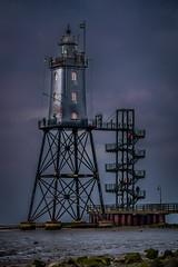 Obereversand (Roger Armutat) Tags: norddeutschland nordsee cuxhaven wursternordseeküste leuchtturm lighthouse museum ebbe sony sonya7ii zeiss watt