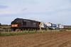 37685 on 6Z34 Aberdeen to Rutherglen