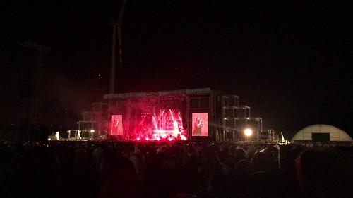 Marilyn Manson @ Nova Rock 06-2018 - Video (1)