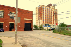 MOCA Toronto (wyliepoon) Tags: moca museum contemporary art gallery tower automotive building sterling road junction toronto historic industry industrial factory loft