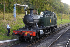 DSC_6994.jpg (Not Ralph) Tags: battlefieldline 5542 4575 4575class 45xx shackerstone smallprairie prairietank 262 steamlocomotive