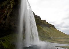 Seljalandsfoss, Iceland (kalakeli) Tags: seljalandsfoss waterfalls wasserfälle wasserfall waterfall island iceland september 2018