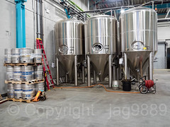 Five Boroughs Brewing Company, Sunset Park, New York City (jag9889) Tags: 2018 20181014 beer brewery brooklyn event indoor kingscounty ny nyc newyork newyorkcity newyorkisopen ohny ohnyweekend openhouse openhousenewyork southbrooklyn sunsetpark usa unitedstates unitedstatesofamerica jag9889