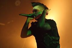 Sirus: BEAT:CANCER Winter Tour 2018: Electrowerkz, N1: 13-Oct 2018 (amodelofcontrol) Tags: gig beatcancer london electrowerkz sirus