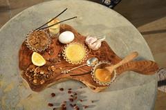 Еда_как_лекарство-DSC_1814 (info@oxumoron.com) Tags: мёд honey honig ваниль vanille lemon zitrone чеснок garlic knoblauch орехи nüsse nuts яйца eggs eier