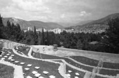 (kocmonosy) Tags: canonftb 28mmf28 fomapan200 analog film 35mm blackandwhite blackandwhitefilm analogphotography balkan balkans bosnia bosna bosniaandherzegovina bosnaihercegovina bosnaahercegovina mostar spomenik fomadonlqn