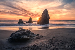 Burning Rodeo I (sberkley123) Tags: california d850 usa nikon seastack sunset rodeobeach marin longexposure colors seascape sanfrancisco pacific 1424mm ocean