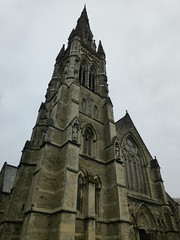 All Souls Church (The Chairman 8) Tags: halifax haleyhill allsoulschurch church tower 2018 transept spire windows figures pinnacles buttresses clock louvres allsouls statues doorway yorkshire england saints carved