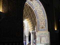 The Royal Palace of Alcazar (VJ Photos) Tags: hardison spain seville alcazar realesalcázaresdesevilla