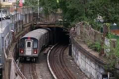Into the Light (CrispyBassist) Tags: railroad railway train track transit subway bronx newyork newyorkcity newyorkcitysubway newyorkcitytransit nyc nyct nycta