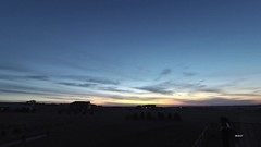 Very Fast Flash Fire Sky_TL (northern_nights) Tags: timelapse sunrise cheyenne wyoming yi4kactioncam