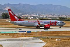 G-DRTE Boeing 737-8K5 Jet2.com Named Jet2 Croatia AGP 22-09-18 (PlanecrazyUK) Tags: lemg malaga–costadelsolairport malaga costadelsol gdrte boeing7378k5 jet2com namedjet2croatia agp 220918